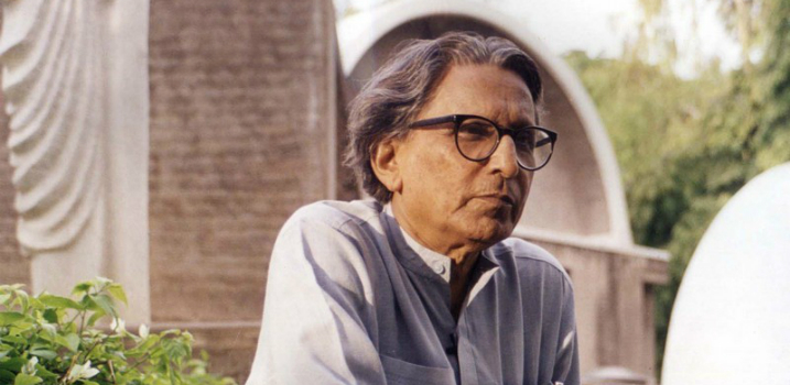 The 2018 Pritzker Architecture Prize Awarded To Balkrishna Doshi
