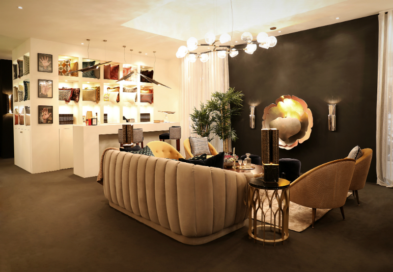 Get a Preview of an Apartment-Like Stand at Salone del Mobile 2018 (4) salone del mobile 2018 BRABBU Fiercely Presents Its Latest Concepts at Salone del Mobile 2018 Get a Preview of an Apartment Like Stand at Salone del Mobile 2018 4