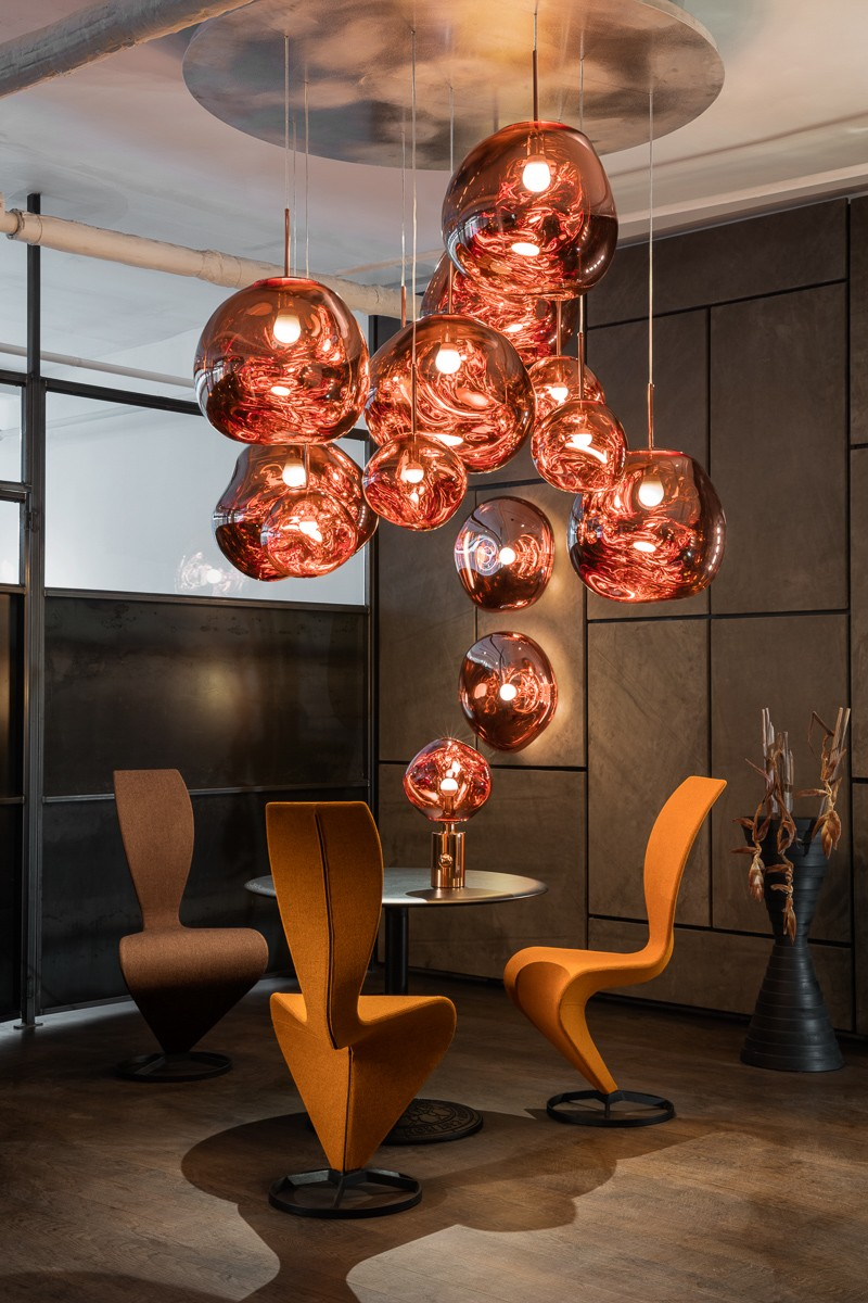 Tom Dixon Unveils Two New Product Collections and Space in New York 7