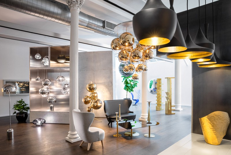 Tom Dixon Unveils Two New Product Collections and Space in New York 9