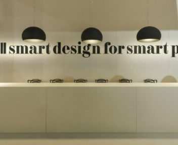 A Throwback to Kartell's Smart Design for Smart People at iSaloni 2018