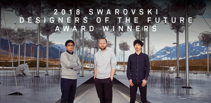 designers of the future Design Miami/ Basel 2018: Revealing Swarovski Designers of the Future featured 6