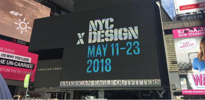 Prepare Yourself to Celebrate a World of Design at NYCxDesign 2018