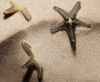 Discover a Collection of Luxury Hardware Designs Inspired by the Ocean