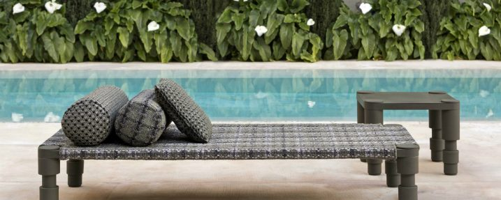 Patricia Urquiola and Gan Give A New Twist to the Outdoor Experience