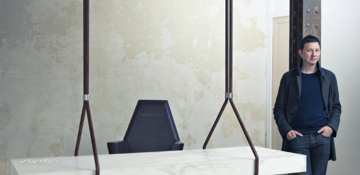 Ramy Fischler Selected as Designer of the Year by Maison et Objet