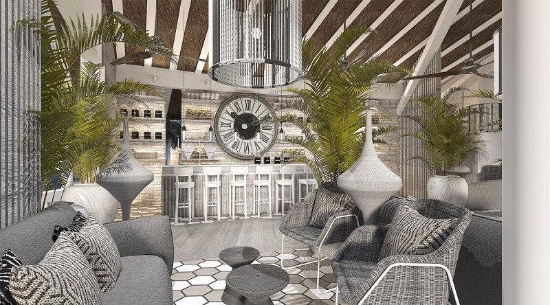 See the Interior Design of Kelly Hoppen's Latest Hospitality Project 17