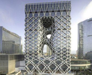 Be Mesmerized by Zaha Hadid Architects' Morpheus Hotel in Macau