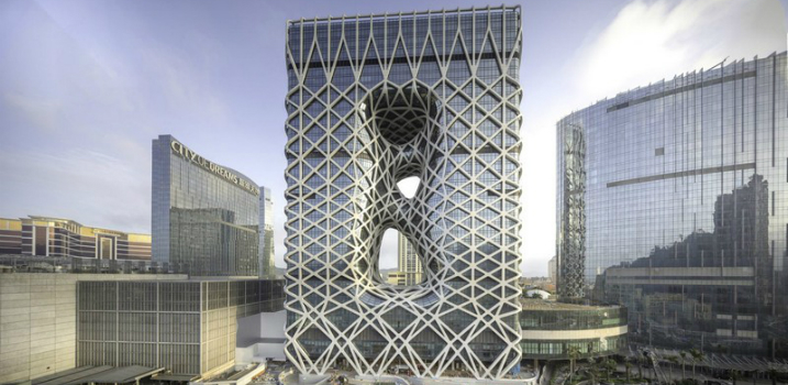 zaha hadid architects Be Mesmerized by Zaha Hadid Architects' Morpheus Hotel in Macau featured 1