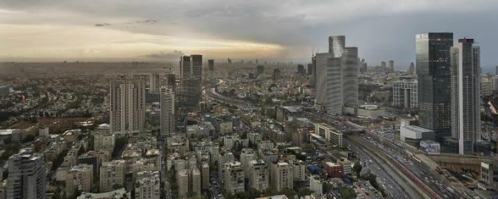 Discover an Impressive Skyline Loft Project by Henkin Shavit Studio