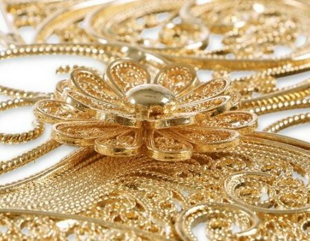 Filigree Is One of the World's Most Beautiful Craftsmanship Techniques