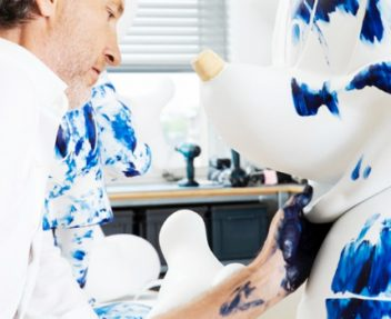 Marcel Wanders and Leblon Delienne Reinterpret the Iconic Mickey Mouse