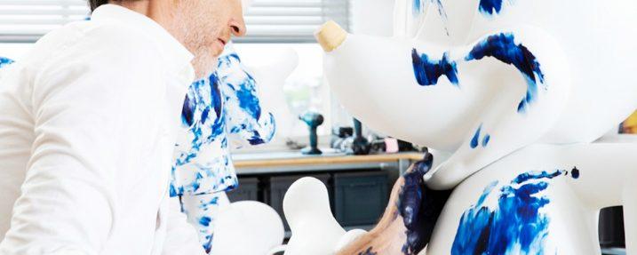 Marcel Wanders and Leblon Delienne Reinterpret the Iconic Mickey Mouse