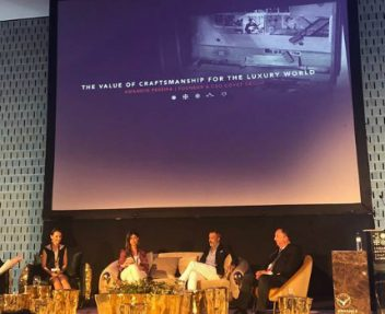 The Best Moments of the Luxury Design and Craftsmanship Summit 2018