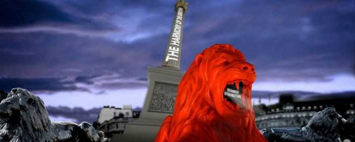 Please Feed the Lions Is a Must-See Exhibit at London Design Festival