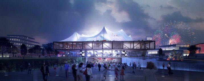 EuropaCity: An Incredible Masterplan by Bjarke Ingels Group near Paris