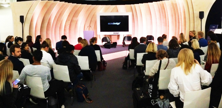 100% Design Stages One of Its Most Innovative Talks Programme to Date