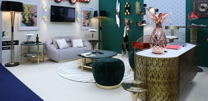 Mid-Century Modern Adventure Yourself in a Mid-Century Modern Journey at 100% Design featured 11