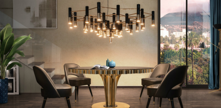 Contemplate a Series of Trendy and Timeless Dining Room Ideas