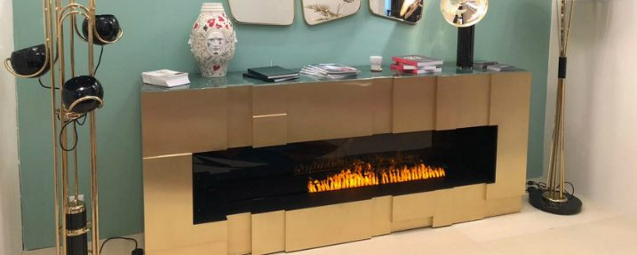 8 Modern Fireplace Ideas to Give a Warm and Soothing Vibe to Your Home