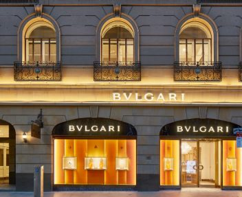 Peter Marino Stylishly Designs New Bvlgari Flagship Store in Sydney
