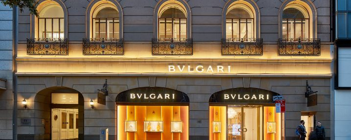 Peter Marino Stylishly Designs New Bvlgari Flagship Store in Sydney