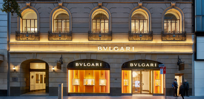 peter marino Peter Marino Stylishly Designs New Bvlgari Flagship Store in Sydney featured 9