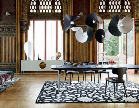 Roche Bobois & Marcel Wanders Present the Globe Trotter Collection