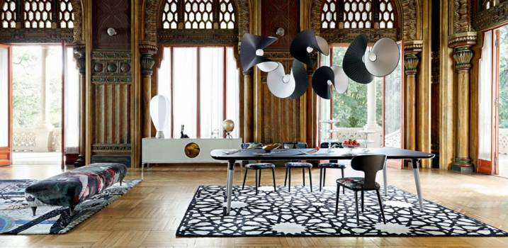 Marcel Wanders Roche Bobois & Marcel Wanders Present the Globe Trotter Collection featured 3