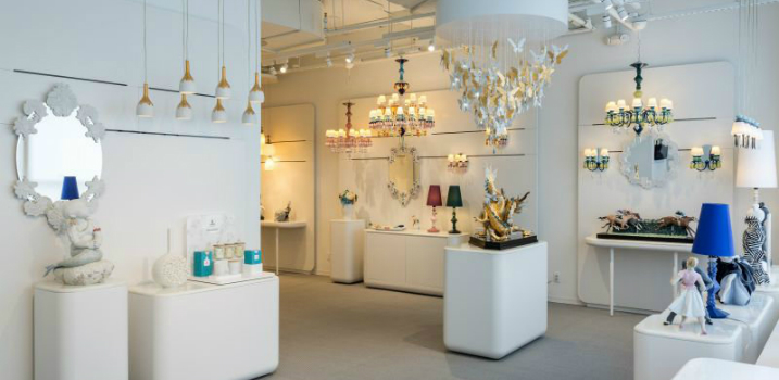 Lladró Launches New Interior Design Showroom in New York City