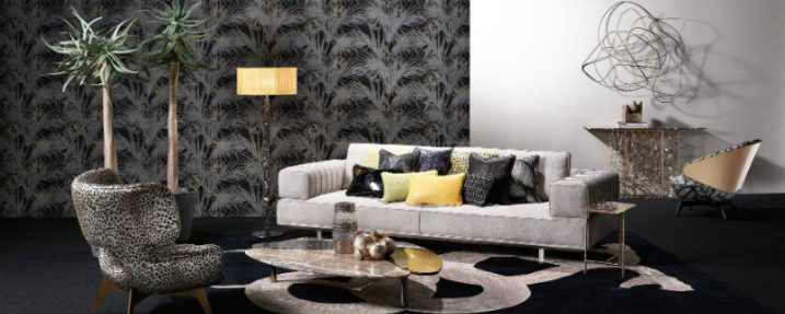Roberto Cavalli Home Interiors Presents New Deluxe Design Collection