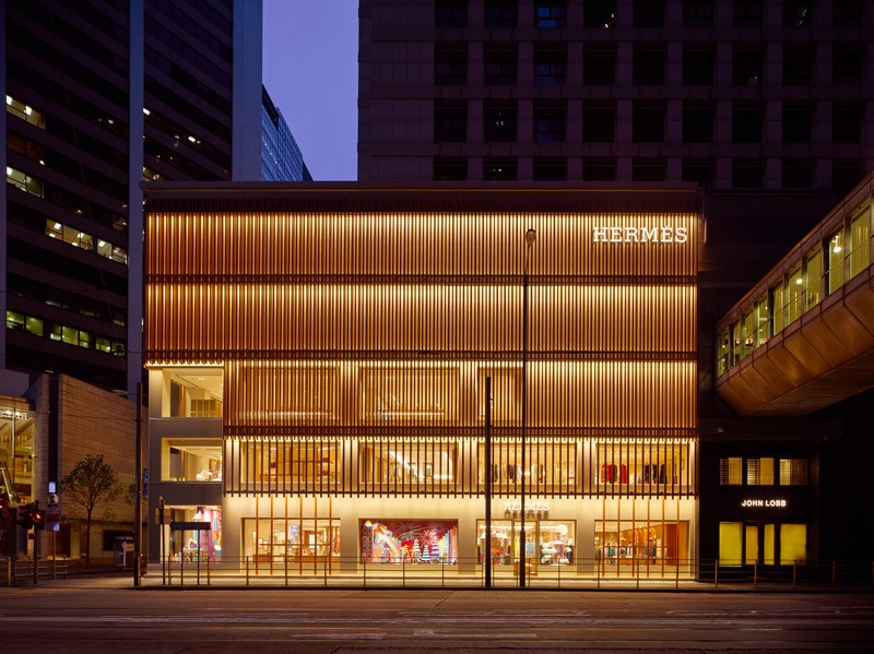 Paris-Based Agency RDAI Designs Hermes Store Project in Hong Kong hermes design project Paris-Based Agency RDAI Designs Hermes Store Project in Hong Kong Paris Based Agency RDAI Designs Herm  s Store Project in Hong Kong 2