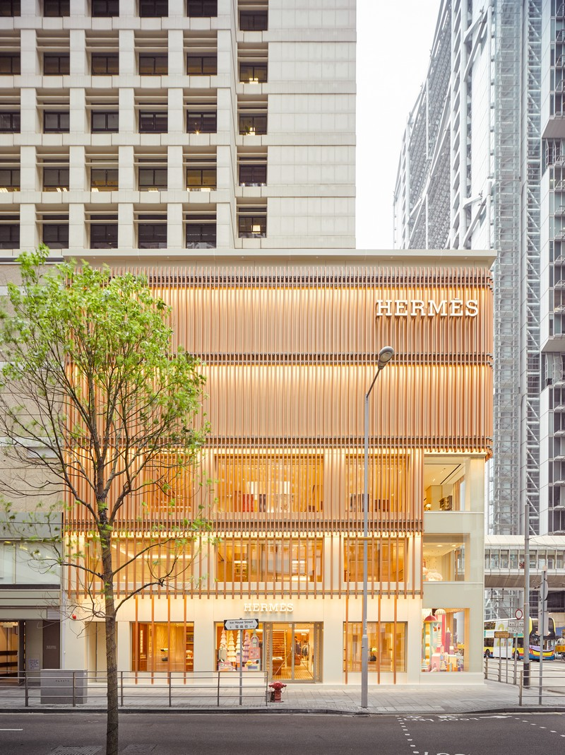 Paris-Based Agency RDAI Designs Hermes Store Project in Hong Kong hermes design project Paris-Based Agency RDAI Designs Hermes Store Project in Hong Kong Paris Based Agency RDAI Designs Herm  s Store Project in Hong Kong 5
