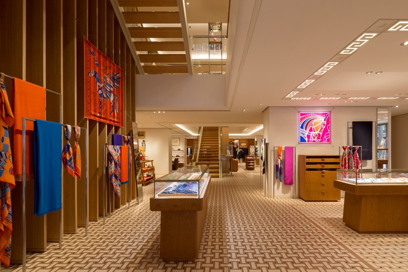 Paris-Based Agency RDAI Designs Hermes Store Project in Hong Kong hermes design project Paris-Based Agency RDAI Designs Hermes Store Project in Hong Kong Paris Based Agency RDAI Designs Herm  s Store Project in Hong Kong 6