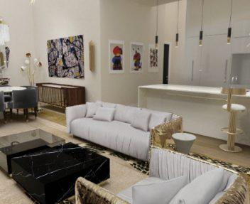 Revel In a New Luxury Design Experience Courtesy of COVET NYC