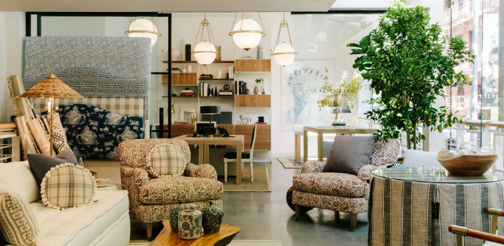Take a Tour Inside the Brand-New Flagship Store of One Kings Lane
