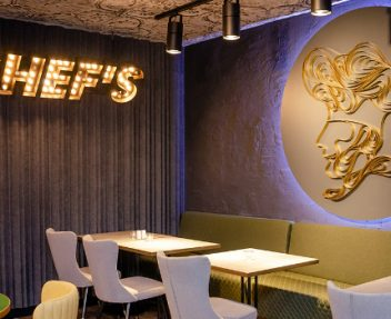 Design Projects: Chef's Bistro by Yonca Sirmen Interior Architecture