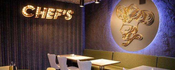 Design Projects: Chef's Bistro by Yonca Sirmen Interior Architecture