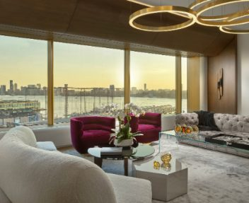 Design Projects: Discover a New York City Residence by Pepe Calderin