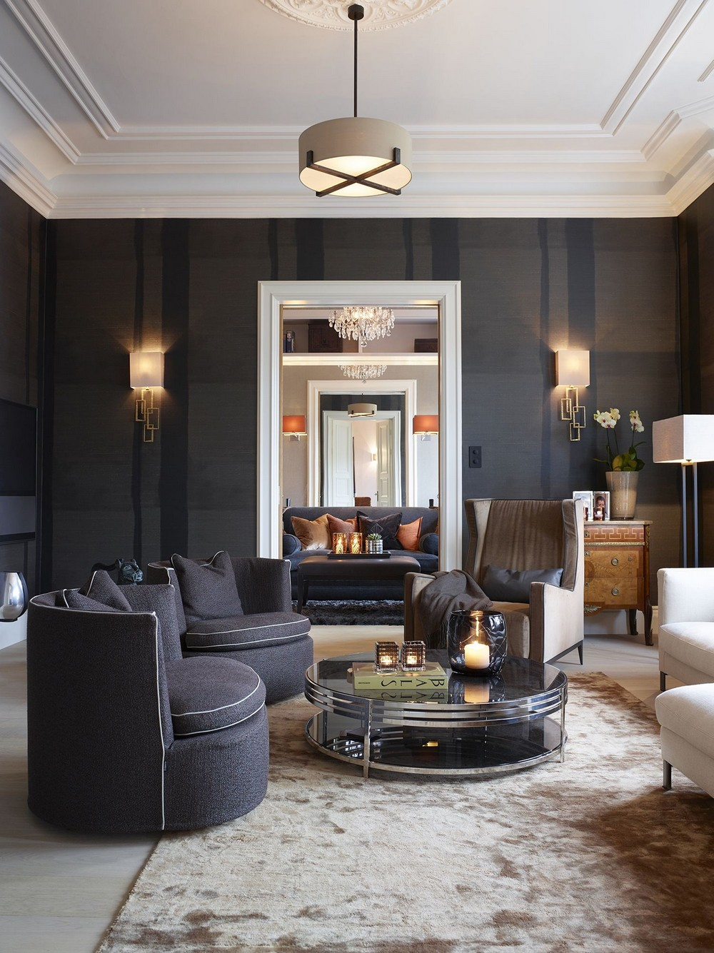 20 Modern Center Tables for a Comfortable and Luxurious Living Room 16