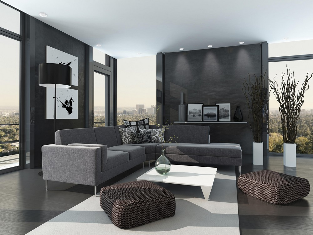20 Modern Center Tables for a Comfortable and Luxurious Living Room 17