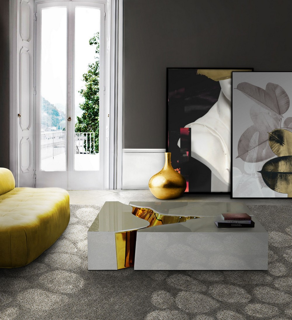 20 Modern Center Tables for a Comfortable and Luxurious Living Room 19