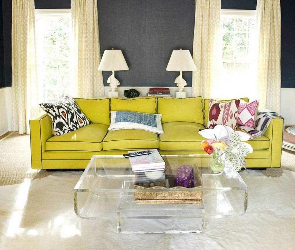 20 Modern Center Tables for a Comfortable and Luxurious Living Room 8