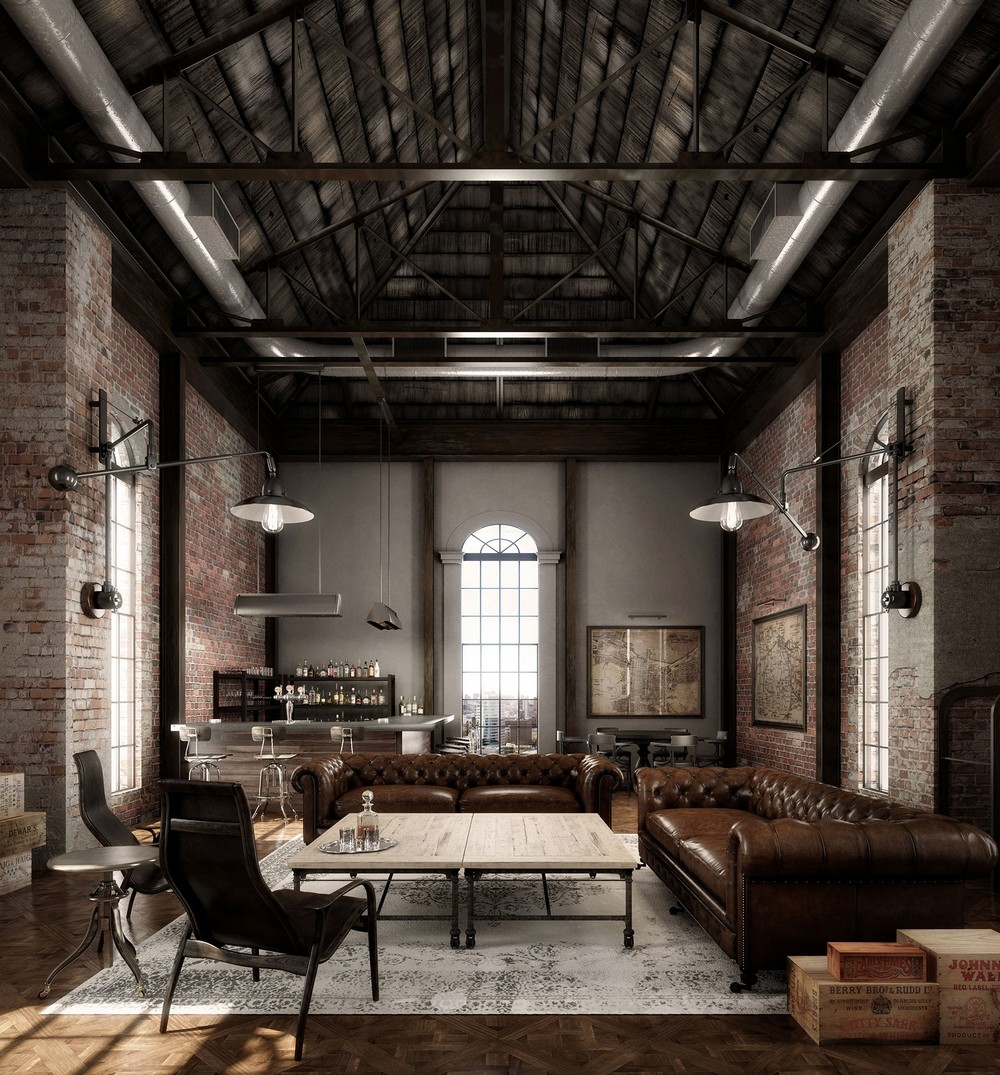 Be Inspired by a Series of Stunning New York Industrial Lofts 13 New York Industrial Lofts Be Inspired by a Series of Stunning New York Industrial Lofts Be Inspired by a Series of Stunning New York Industrial Lofts 13