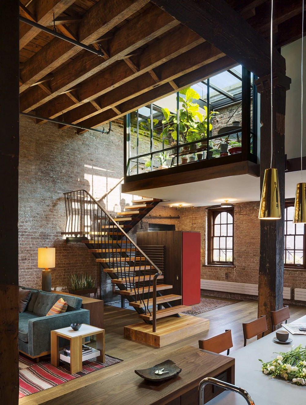 Be Inspired by a Series of Stunning New York Industrial Lofts 9 New York Industrial Lofts Be Inspired by a Series of Stunning New York Industrial Lofts Be Inspired by a Series of Stunning New York Industrial Lofts 9