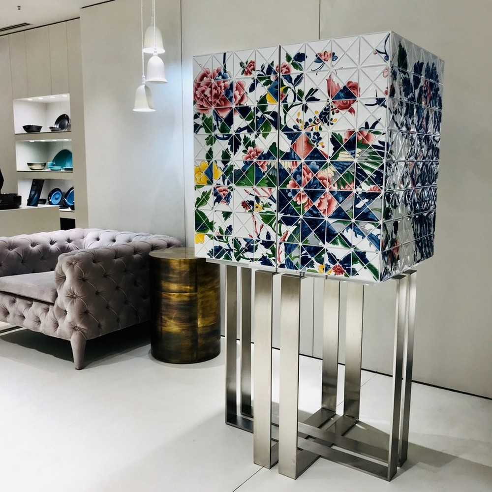 Celebrate Portuguese Design with the Once Upon a Time Pixel Cabinet 6