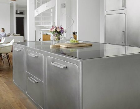 This Industrial Style Kitchen Will Be the Division of Your Dreams