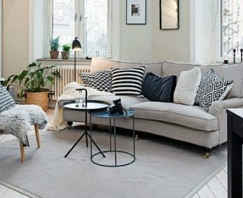 8 Scandinavian Living Room Ideas for a Transformative Interior Decor