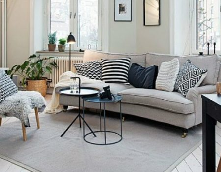 8 Scandinavian Living Room Ideas for a Transformative Interior Decor