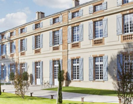 Discover Château de Drudas, An 18th-Century Historic Villa In France